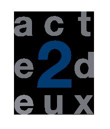 acte2deux / Claude Baqué